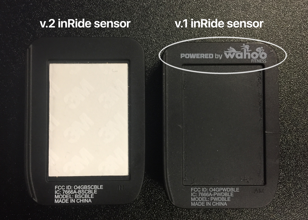 Which generation inRide sensor do I have? – Kinetic