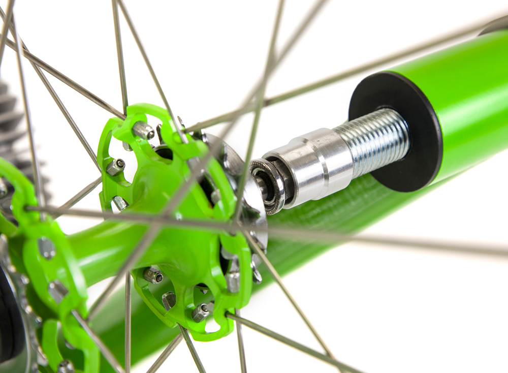 My Bike Doesn T Have Quick Release Wheels Will It Work With Your